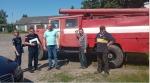 Проведена роз'яснювальна робота та огляд пожежної охорони в Затурцівській територіальній громаді