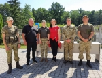 За сприянням голови Володимир-Волинської райдержадміністрації відбулась екскурсія учнів Володимир-Волинської гімназії