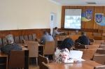 В залі засідань райдержадміністації відбулась онлайн-нарада з питаннь законодавчих змін у сфері надання комунальних послуг